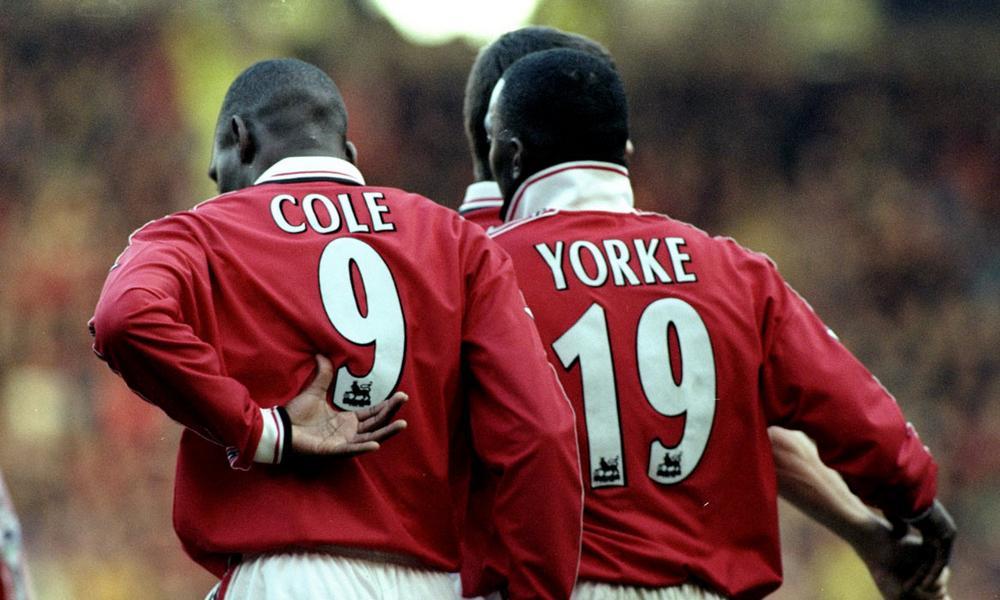 Inilah Para Pemain Manchester United yang Cetak Lebih Dari 100 Gol di Liga Inggris