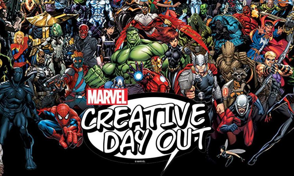 Kamu Termasuk Pecinta Marvel? Wajib Datang ke Marvel Creative Day Out 2018