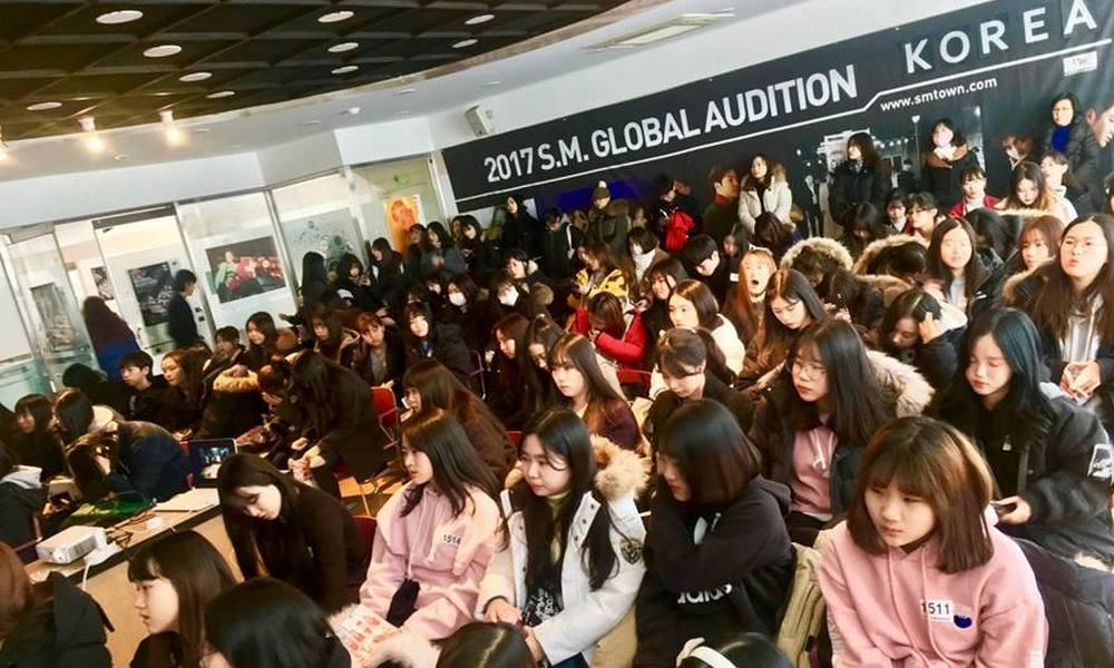 Jadwal SM Global Audition 2018 Sudah Rilis! Siapkah K-Popers Indonesi Bersaing?