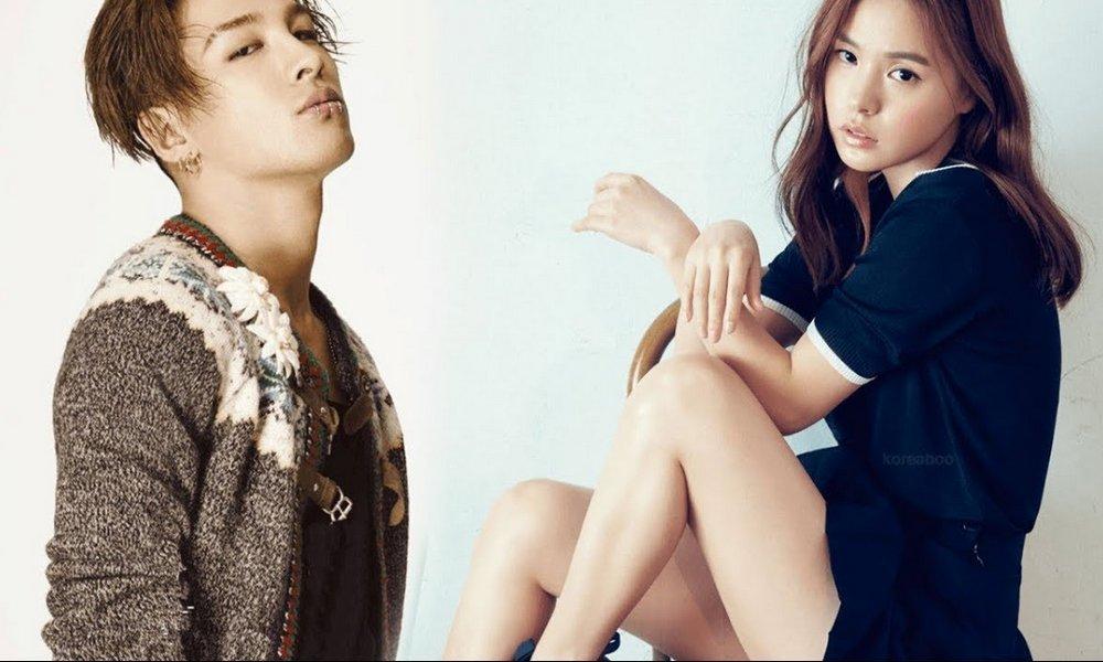 Taeyang dan Min Hyo Rin Resmi Menjadi Suami-Istri, Siapa yang Baper Nih?