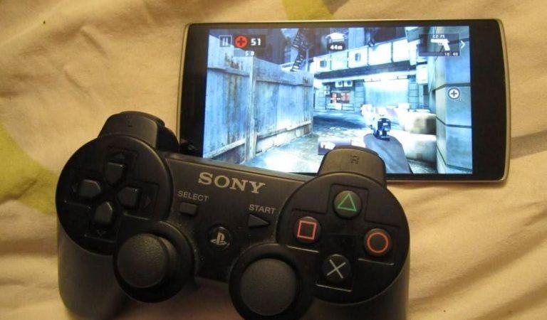 Cara Menghubungkan Kontroler PS3 ke Smartphone Android
