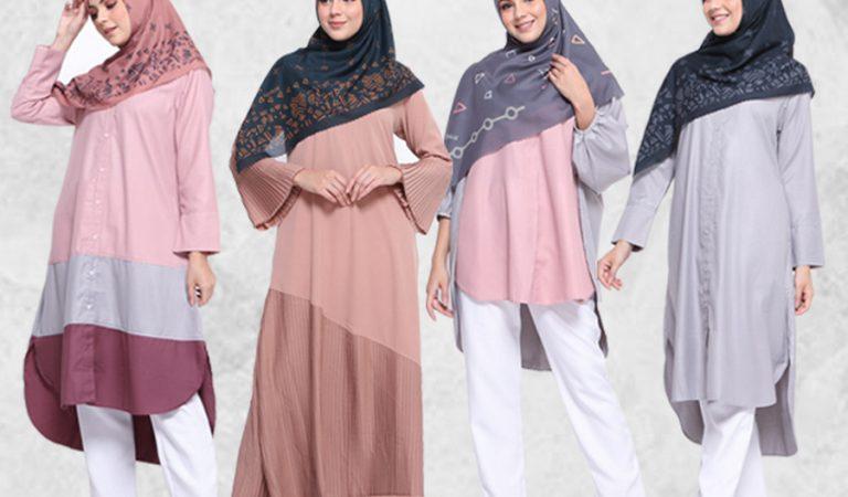 Tetap Tampil Trendi dengan Balutan Pakaian Syar'i