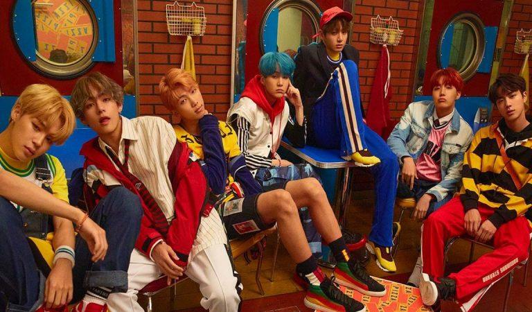 Wow BTS Kalah dari BoyBand Asal Jepang dalam Penghargaan Album Terlaris 2019