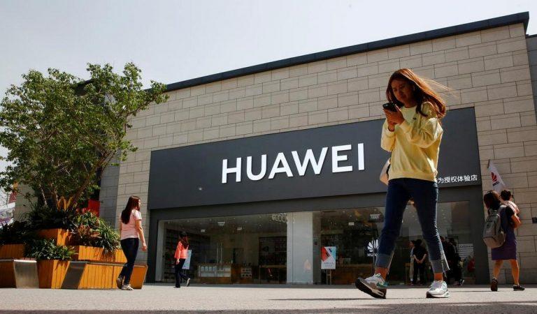 Huawei sumbang 200.000 Masker ke Korea untuk Mencegah Penyebaran COVID-19